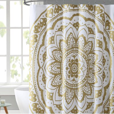 Partin Shower Curtain