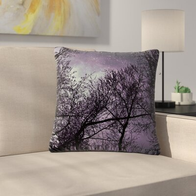 Sylvia Coomes Sky Outdoor Throw Pillow Size: 16 H x 16 W x 5 D