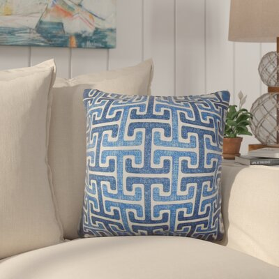 Shukla Geometric Cotton Throw Pillow