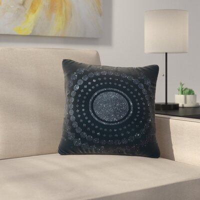 Matt Eklund Lunar Confetti Geometric Outdoor Throw Pillow Size: 18 H x 18 W x 5 D