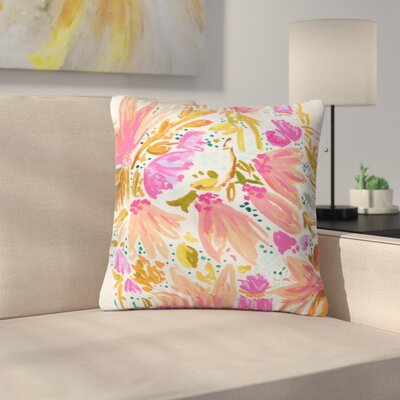 Bouck Outdoor Throw Pillow Size: 18 H x 18 W x 5 D