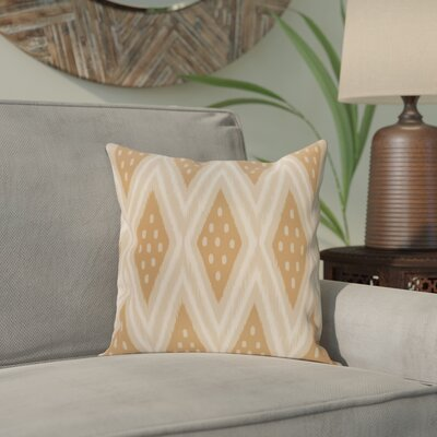 Arlington Geometric Throw Pillow Size: 26