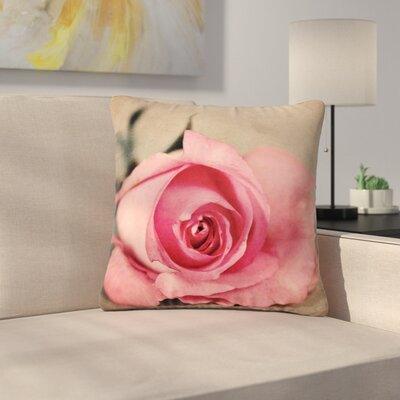Angie Turner a Touch of Romance Outdoor Throw Pillow Size: 18 H x 18 W x 5 D