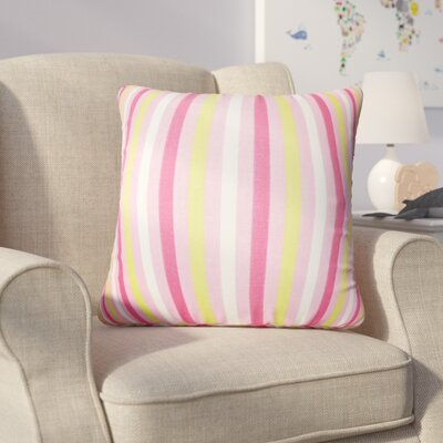 Babcock Stripes Throw Pillow