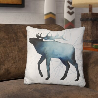 Gleaves Animal Silhouettes Throw Pillow