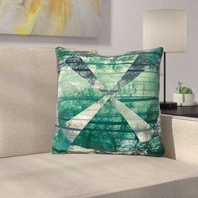 Foliage by Matt Eklund Throw Pillow Size: 16 H x 16 W