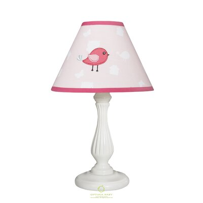 Enchanted Owls Family 10 Linen Bell Lamp Shade