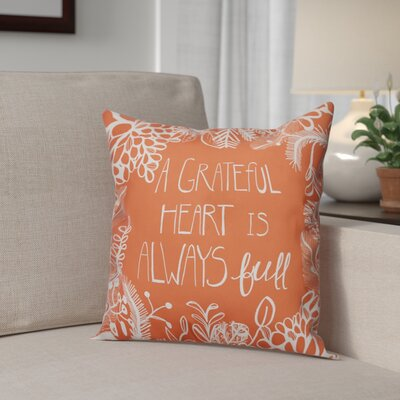Burmont Throw Pillow Pillow Use: Outdoor