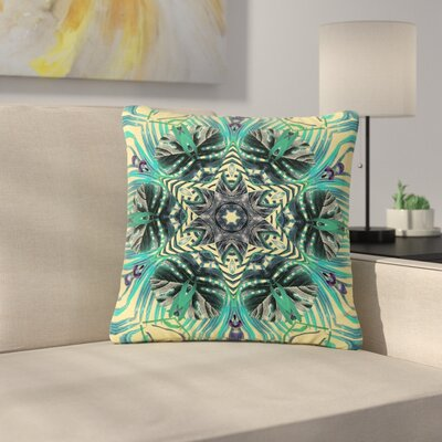 Alison Coxon Paradise Outdoor Throw Pillow Size: 16 H x 16 W x 5 D