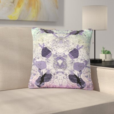 Danii Pollehn Geometrical Jumper Geometric Outdoor Throw Pillow Size: 18 H x 18 W x 5 D