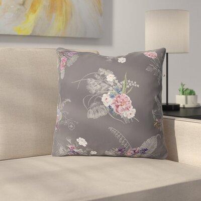 Iveta Abolina French Countryside Throw Pillow Size: 16 x 16