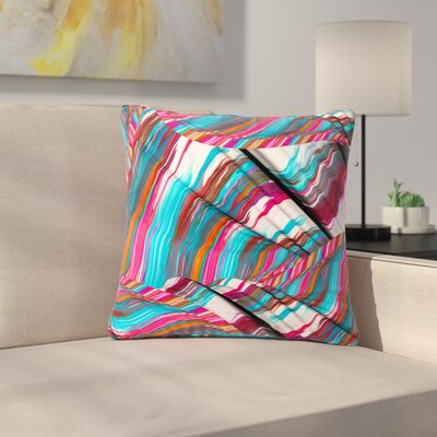 Danny Ivan Long Live Outdoor Throw Pillow Size: 16 H x 16 W x 5 D