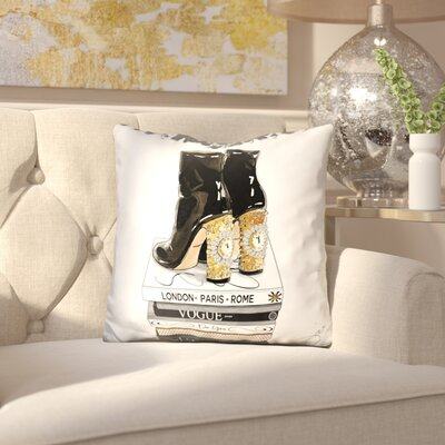 Ingleside Your Time Throw Pillow