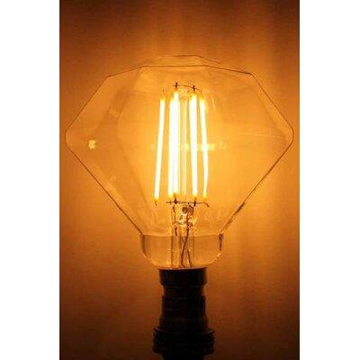 40W Orange E26 Incandescent Edison Specialty Light Bulb