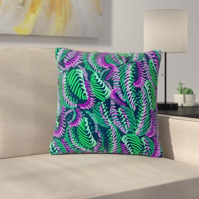 Fernanda Sternieri Rithym Digital Outdoor Throw Pillow Size: 18 H x 18 W x 5 D