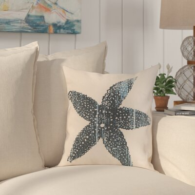 Raiana Starfish Throw Pillow