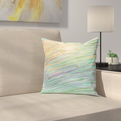 Carovilli Throw Pillow Size: 18 H x 18 W, Color: Multi