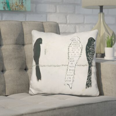 Hodgkins Catching up Throw Pillow