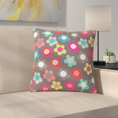 Jolene Heckmen Sunny Days Outdoor Throw Pillow Size: 16 H x 16 W x 5 D