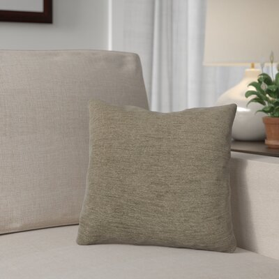 Danin Outdoor Throw Pillow Color: Patina, Size: Large