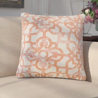 Ester Geometric Throw Pillow