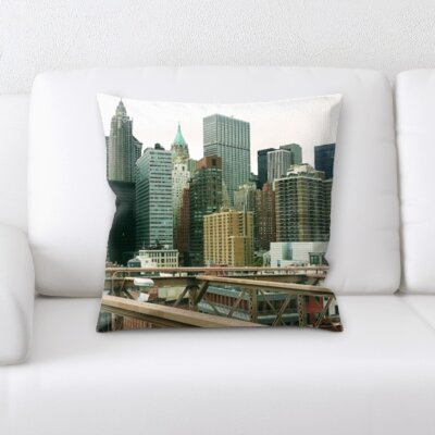 Gorsuch City of New York Throw Pillow