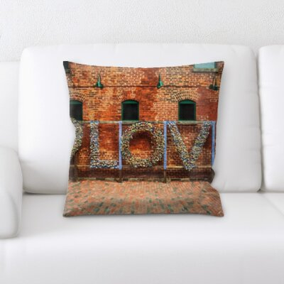 Bledsoe Love Throw Pillow