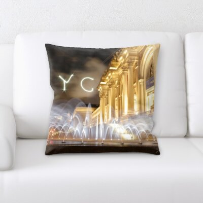 Bradt NYC Throw Pillow