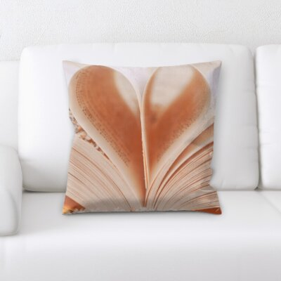 Borchers Love and Heart Shapes Throw Pillow