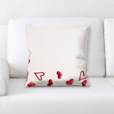 Botkins Love Throw Pillow