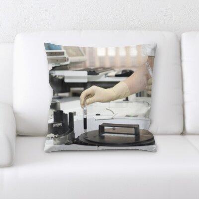 Brunk Medicine Throw Pillow