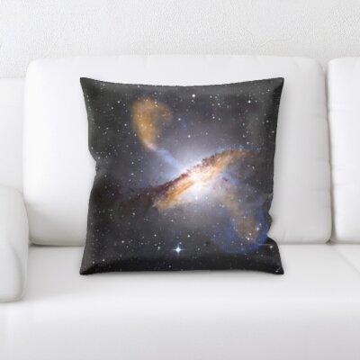 Brunton Milky Way Throw Pillow