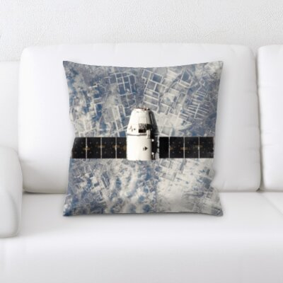 Bryden Satellite Throw Pillow