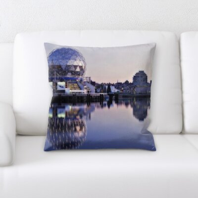 Buariki Science Related Throw Pillow