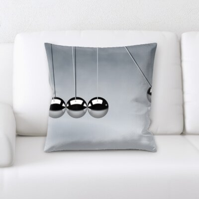 Bublitz Science Related Throw Pillow
