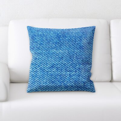 Burriss Abstract Textures Throw Pillow