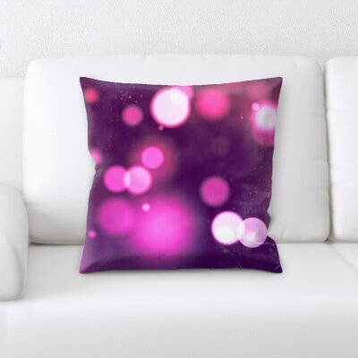 Falcone Abstract Textures Throw Pillow