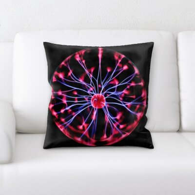Bucher Science Related Throw Pillow