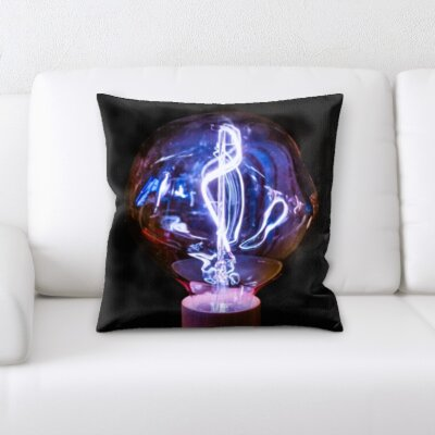 Bucholz Science Related Throw Pillow