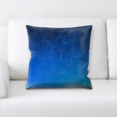 Buckelew Sky Full of Stars Throw Pillow
