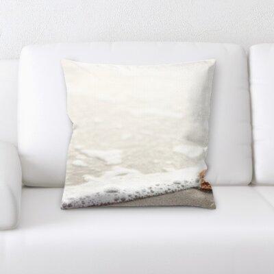 Hornick Sea Shells Throw Pillow