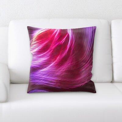 Buse Rock Texture Throw Pillow