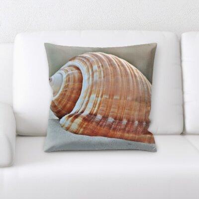 Horsham Sea Shells Throw Pillow