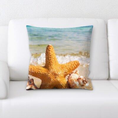 Hosler Sea Star Throw Pillow