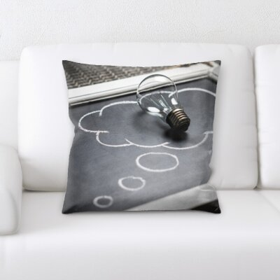 Burgoyne Idea Throw Pillow