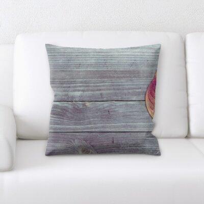 Malbon Wooden Textures Throw Pillow