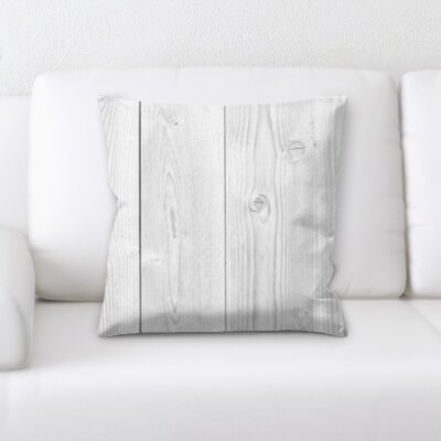Hotwells Wooden Textures Throw Pillow