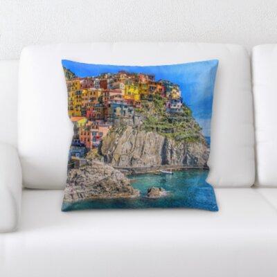 Pesina Travel Throw Pillow