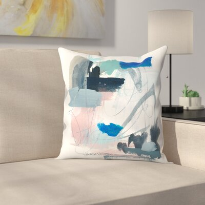 Olimpia Piccoli Rhythms Throw Pillow Size: 18 x 18