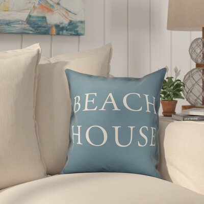 Heins Beach House Throw Pillow
